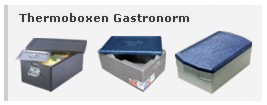 Thermoboxen Gastronorm