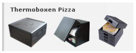 Thermoboxen Pizza