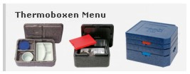 Thermoboxen Men� Dinnerboxen