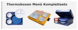 Thermoboxen Men� Komplettsets