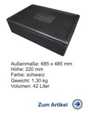 Thermobox Allround-60-40 160mm